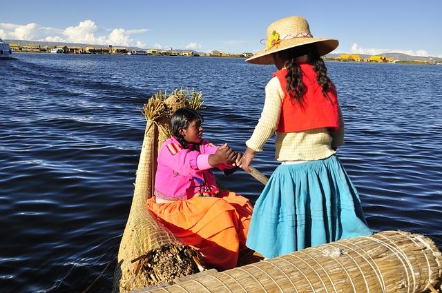balade en bateau au cœur du Pérou